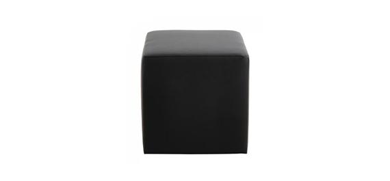 m6-pouf-noir-location-tente-mobilier-decoration-geneve